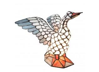 Stolní Tiffany lampa Goose - Ø 37*30 cm
