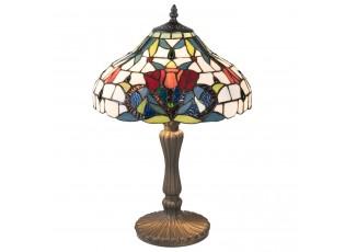 Stolní Tiffany lampa - Ø 31*47 cm
