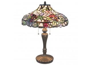 Stolní Tiffany lampa - Ø 46*60 cm
