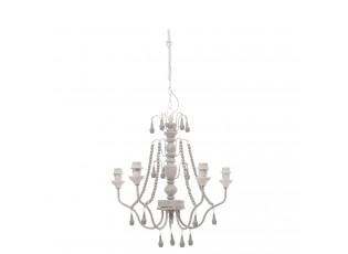 Dřevěný lustr - Ø 59*65 cm