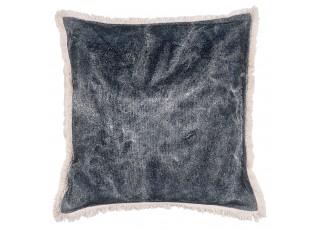 Černý polštář s výplní - 45*45cm