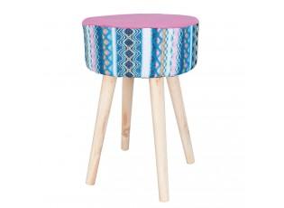 Barevná stolička - 36*30*45 cm