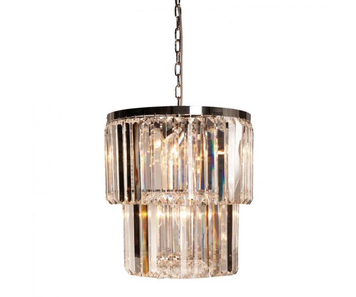 Křišťálový lustr - Ø 46*52 cm 10x E14/40w