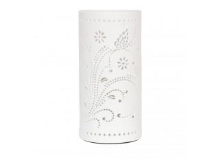 Keramická stolní lampa Butterfly - Ø 12*25 cm / E27/max 1*30W