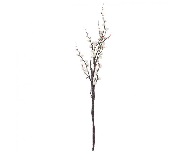 Dekorace designová květina japonská třešeň  - 120 cm