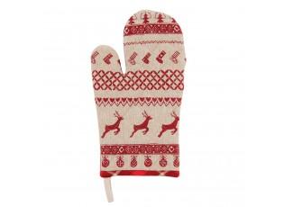 Chňapka Nordic Christmas - 16*30 cm
