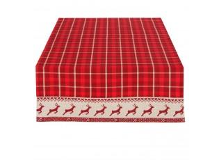 Běhoun na stůl Nordic Christmas - 50*140 cm