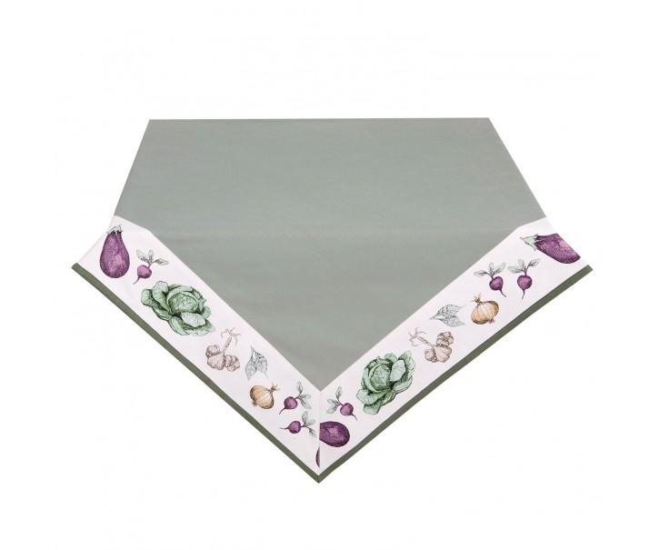 Ubrus na stůl The Kitchen Garden - 150*150 cm