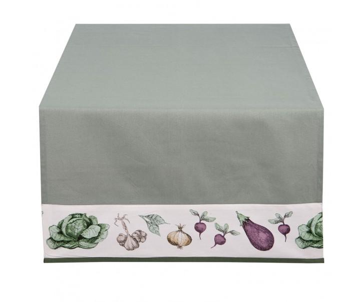 Běhoun na stůl The Kitchen Garden - 50*140 cm