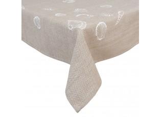 Ubrus na stůl Sea Shells - 150*150 cm