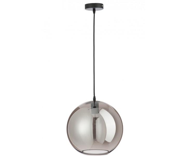 Závěsné světlo BALL SILVER - Ø 30*210 cm