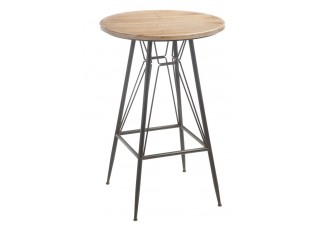Barový stolek BISTRO - Ø  65 * 99cm