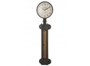 Nástěnné hodiny ANTIQUITE DE PARIS - 78*20*7 cm