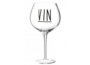 Sklenička na víno VIN - Ø 10*21 cm