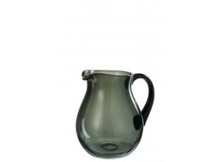 Skleněný džbánek na víno GREY - 21*16*21 cm