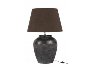 Stolní lampa se stínidlem - Ø 33,5*48 cm