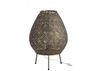 Stolní lampička Antik Brown - Ø 38*44 cm