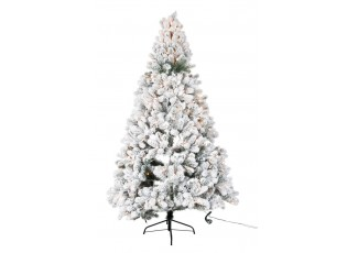Vánoční stromek s led světýlky Snowy - 210cm