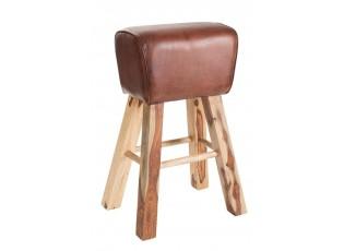 Barová stolička GYM - 49*35*75 cm