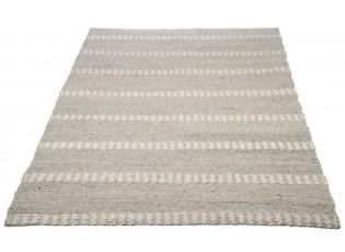 Šedý koberec Vindi Wool - 200*300 cm