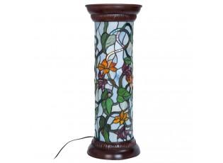 Stojací lampa Tiffany - Ø 26*68 cm