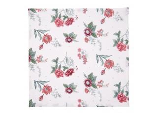 Textilní ubrousky Everyday Flower - 40*40 cm - sada 6ks