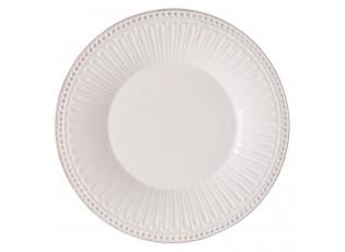 Jídelní talíř Elegant Country - Ø 25*3 cm