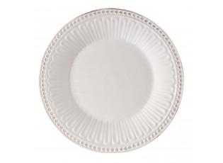 Dezertní talířek Elegant Country - Ø 18*2 cm