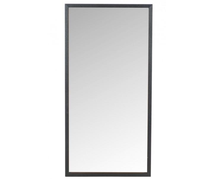 Nástěnné zrcadlo Black - 120*60*5 cm