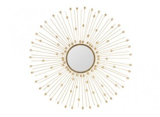 Zrcadlo Sun Gold - 91cm