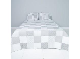 Přehoz na jenolůžkové nebo dvoulůžkové postele Quilt 162 - 180*260 cm