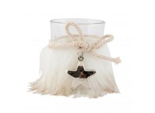 Chupatý svícen na čajovou svíčku - Ø 5*7 cm