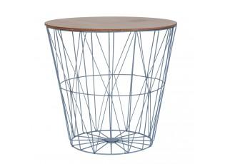 Kulatý odkládací stolek - Ø 53*50 cm