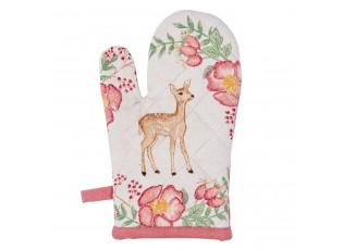 Dětská chňapka Sweet Deer - 12*21 cm