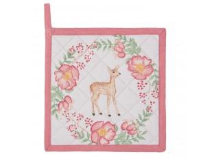 Chňapka - podložka Sweet Deer - 20*20 cm