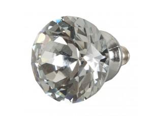 Úchytka diamant - Ø 3 cm