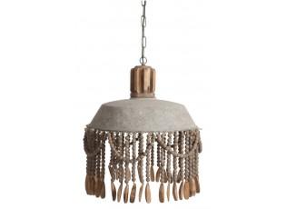 Závěsné světlo Beads - 46*46*159 cm