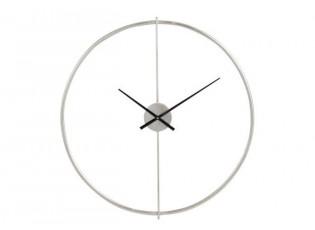 Kovové nástěnné hodiny Metsi - Ø 82*5 cm