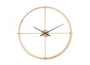 Kovové nástěnné hodiny Metgo- Ø 80*9 cm