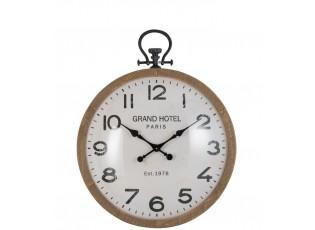 Nástěnné hodiny Grand Hotel - Ø 73*92cm