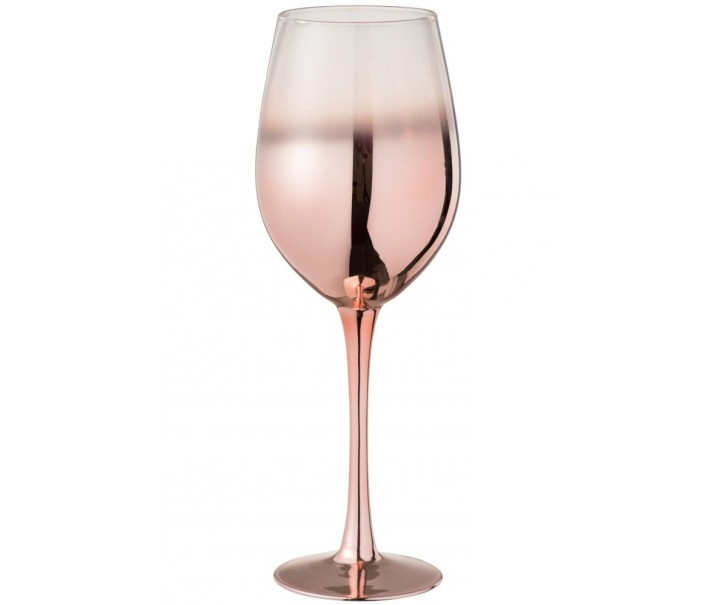 Pohárik na víno Copper Glass