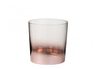 Sklenička  Copper Glass - Ø 13*14 cm