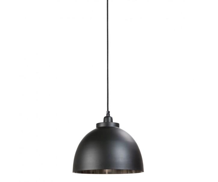 Černé závěsné světlo Kylie - Ø30*26 cm