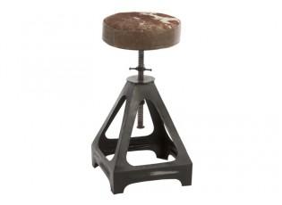 Točící stolička Cow - Ø 33*52 cm