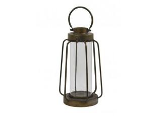 Kovová lucerna Rovigo - Ø 22*44 cm