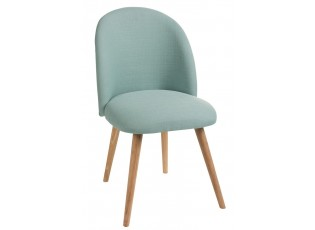 Židle Vincent zelená - 48*58*83 cm