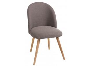 Židle Vincent šedá - 48*58*83 cm