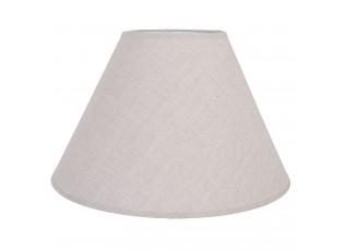 Stínidlo na lampu béžové - Ø 46*29 cm