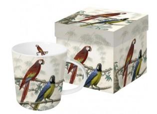 Hrnek v krabičce Papoušci - 0,3L