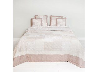 Přehoz na dvoulůžkové postele Quilt 160- 180*260 cm